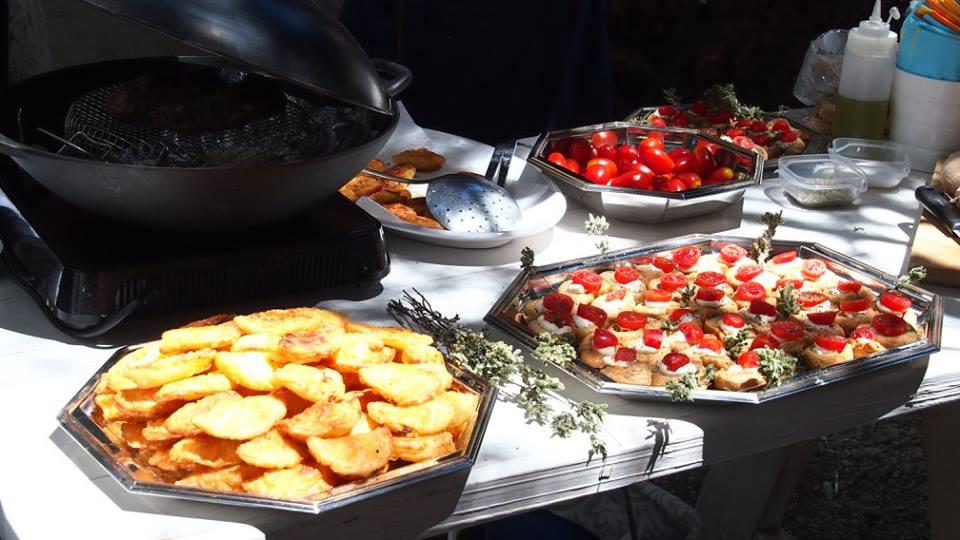 Samiotaki Meze Leshi Gastronomias Mykonou 2