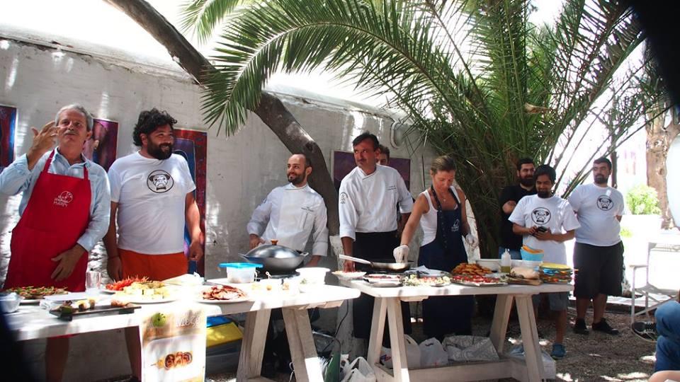 Samiotaki Meze Leshi Gastronomias Mykonou 4