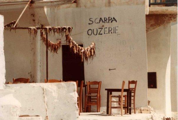 Scarpa Htapodia 1980